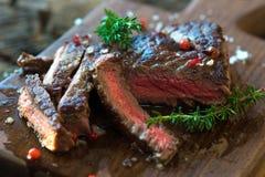 Juicy Fillet Steak Royalty Free Stock Photos