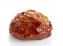 Juicy fried meat cutlets Royalty Free Stock Images