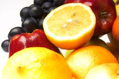 Juicy fruit Stock Photography
