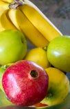Juicy fruit in bowl Royalty Free Stock Image
