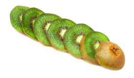 Juicy fruit kiwi Royalty Free Stock Photo