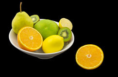 Juicy fruits Stock Photo