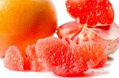 Juicy Grapefruit Stock Image