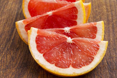 A juicy grapefruit Royalty Free Stock Photography