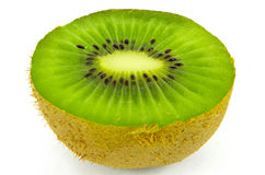 Juicy green kiwi Royalty Free Stock Image