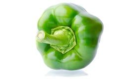 Juicy green pepper Stock Image