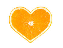 Juicy heart Royalty Free Stock Images