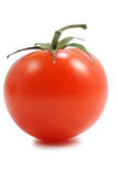 Juicy Isolated Tomato. Isolated on white background Stock Images