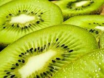 Juicy Kiwi. Slices of delicious juicy kiwi Stock Images