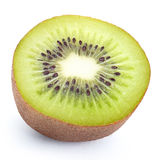 Juicy kiwi fruit half  Royalty Free Stock Photography