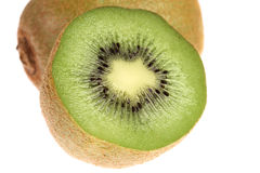 Juicy Kiwi Fruits Stock Photo