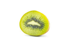 Juicy kiwi isolated. White background Stock Images