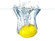 Juicy lemon Stock Photo