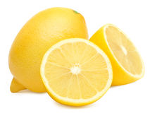 Juicy lemons Royalty Free Stock Photo