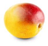 Juicy mango isolated on the white background Stock Photography
