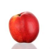 Juicy nectarine Stock Images