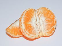 Juicy orange Royalty Free Stock Image