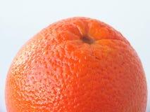 Juicy orange. Isolated stock image