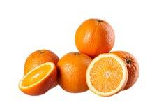 Juicy Orange Refreshment Royalty Free Stock Images