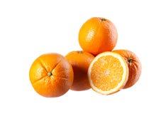 Juicy Orange Refreshment Royalty Free Stock Photo