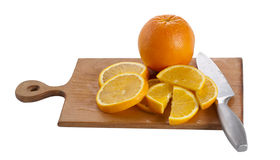 Juicy oranges Royalty Free Stock Images