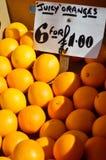 Juicy oranges Royalty Free Stock Photo