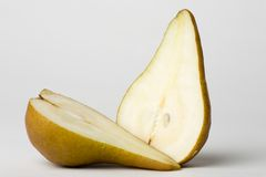 Juicy pear Stock Photo