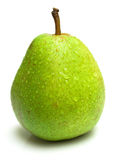 Juicy pear Stock Photography
