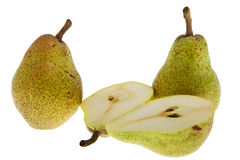 Juicy pear Royalty Free Stock Photo