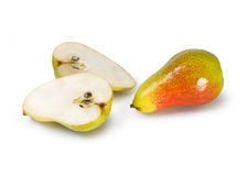 Juicy pears Royalty Free Stock Photography
