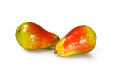 Juicy pears Royalty Free Stock Images
