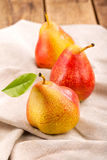 Juicy pears Stock Photography