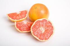 Juicy Pink Grapefruit Royalty Free Stock Image