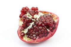 Juicy pomegranate Stock Photos