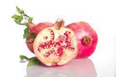 Juicy pomegranate Royalty Free Stock Photography