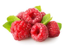 Juicy Raspberry Royalty Free Stock Images
