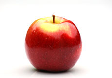 Juicy red apple Royalty Free Stock Photography