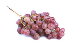 Juicy Red Grape Royalty Free Stock Photography
