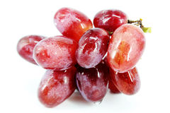 Juicy Red Grape Royalty Free Stock Images