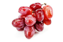 Juicy Red Grape Royalty Free Stock Photo