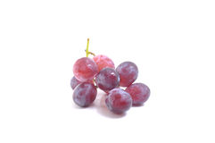Juicy Red Grape Royalty Free Stock Photos
