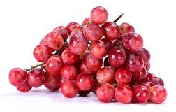Juicy Red Grape Stock Photos