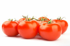 Free Juicy Red Tomatoes. XXL Royalty Free Stock Photo - 74000495