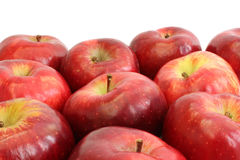 Juicy ripe apples Royalty Free Stock Photo