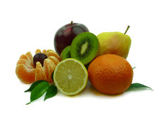 Juicy ripe fruit Stock Photos
