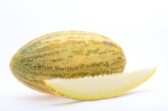 Juicy ripe melon Stock Photo