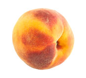 Juicy ripe peach Royalty Free Stock Photo