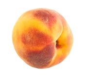 Juicy ripe peach Royalty Free Stock Photo