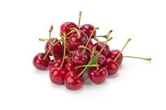 Juicy ripe sweet cherry Royalty Free Stock Photo