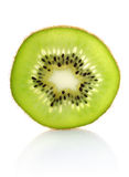 Juicy segment kiwi Royalty Free Stock Images